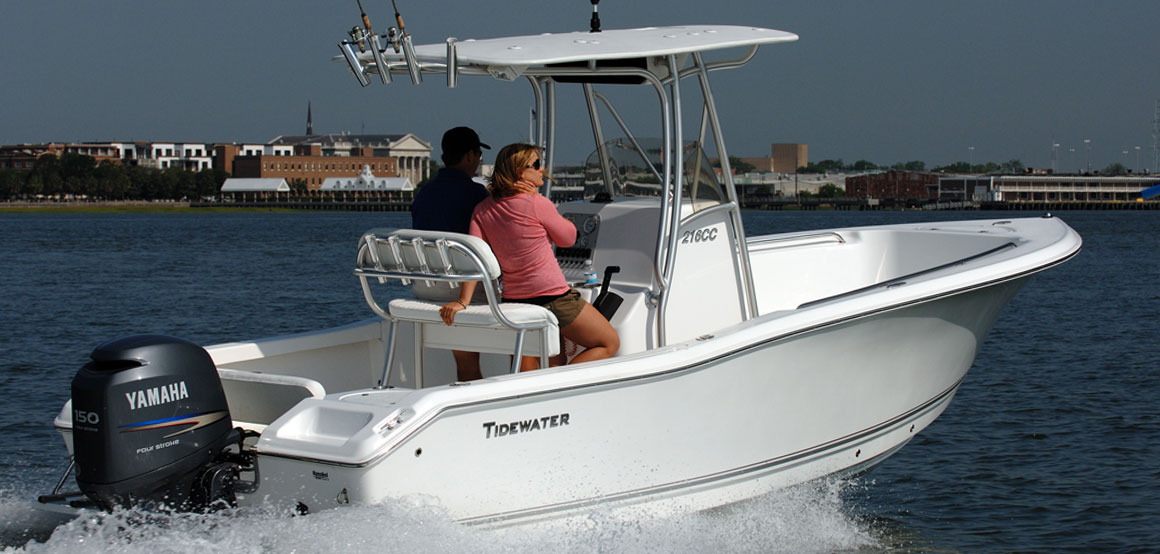 Tidewater Boats  U2022 Expect More